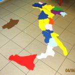 Italia completa con sicilia e sardegna